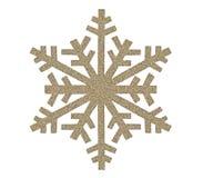 Snowflake icon Royalty Free Stock Photo