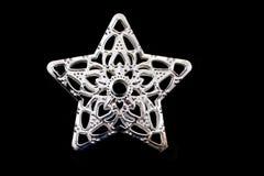 Snowflake isolated Royalty Free Stock Photo