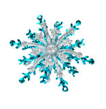 Snowflake. Royalty Free Stock Photography