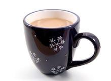 Snowflake Mug Stock Photos