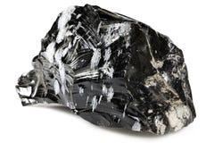 Snowflake obsidian Στοκ Εικόνα