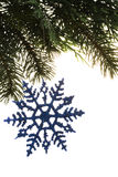 Snowflake Ornament Royalty Free Stock Images