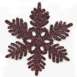 Snowflake ornament Royalty Free Stock Photos