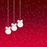 Snowflake Ornaments Royalty Free Stock Photo