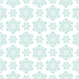 Snowflake pattern Royalty Free Stock Photos