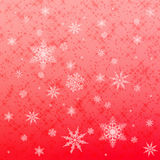 Snowflake pattern Royalty Free Stock Photo