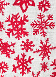 Snowflake pattern Royalty Free Stock Image