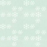 Snowflake pattern stock illustration