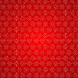 Snowflake patterned background Royalty Free Stock Photos
