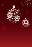Snowflake's backgrounds Royalty Free Stock Photo