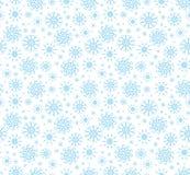 Snowflake seamless Stock Photos