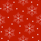 Snowflake seamless Stock Photos