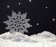 Snowflake Royalty Free Stock Photo