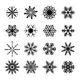 Snowflake Vector Royalty Free Stock Photography