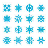 Snowflake Vector Royalty Free Stock Photography