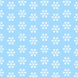 Snowflake wallpaper Royalty Free Stock Images