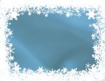 Snowflakekant royaltyfri illustrationer