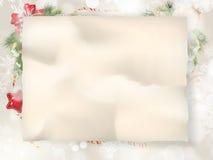 snowflakes έλατου Χριστουγέννων ανασκόπησης μπλε σκοτεινό darkly δέντρο 10 eps Στοκ φωτογραφίες με δικαίωμα ελεύθερης χρήσης