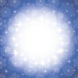 snowflakes ανασκόπησης Στοκ εικόνα με δικαίωμα ελεύθερης χρήσης