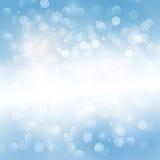 Snowflakes ανασκόπηση διανυσματική απεικόνιση