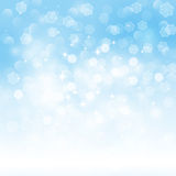 Snowflakes ανασκόπηση Απεικόνιση αποθεμάτων