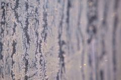 snowflakes λευκό Γκρίζο χρώμα κάλυψη παγωμένη διανυσματικός χειμώνας προτύπων Στοκ φωτογραφίες με δικαίωμα ελεύθερης χρήσης