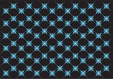 snowflakes νύχτας Στοκ Φωτογραφίες