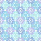 snowflakes σχέδιο Στοκ εικόνες με δικαίωμα ελεύθερης χρήσης
