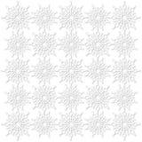 Snowflakes σύσταση Στοκ φωτογραφία με δικαίωμα ελεύθερης χρήσης