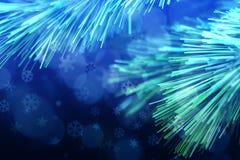 snowflakes Χριστουγέννων ανασκόπη&si Στοκ εικόνες με δικαίωμα ελεύθερης χρήσης