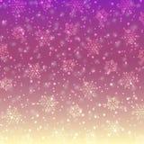 Snowflakes-03 royalty ilustracja