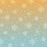 Snowflakes-07 royalty ilustracja