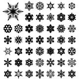 Snowflakes Stock Photography