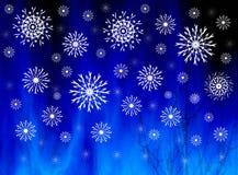 Snowflakes Stock Photo