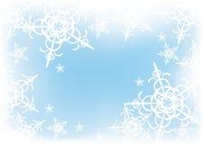 Snowflakes Stock Photography
