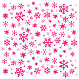 Snowflakes 2 Royalty Free Stock Images