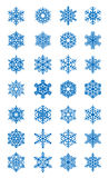 Snowflakes stock illustration