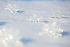 Snowflakes Stock Photos