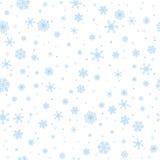 Snowflakes Stock Illustration