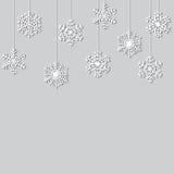 Snowflakes Royalty Free Stock Image