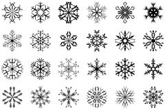 Free Snowflakes Royalty Free Stock Images - 2806329