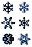 Snowflakes Stock Photo