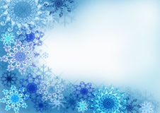 snowflakes Στοκ Εικόνα