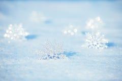 snowflakes Arkivbild