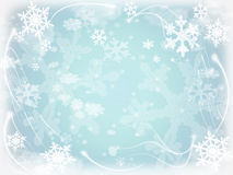 Snowflakes 5 Royalty Free Stock Photo