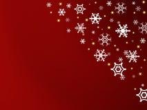Snowflakes απεικόνιση αποθεμάτων
