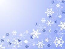 Snowflakes διανυσματική απεικόνιση