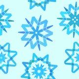Snowflakes Στοκ Φωτογραφία