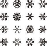 Snowflakes Royalty Free Stock Photo