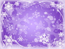 Snowflakes 9 Stock Photography